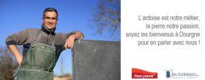 Bienvenue à Dourgne chez les tailleurs de pierre qui ont créé Flexi-Pierre