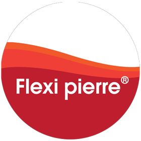 Flexi Pierre® logo rond de la marque
