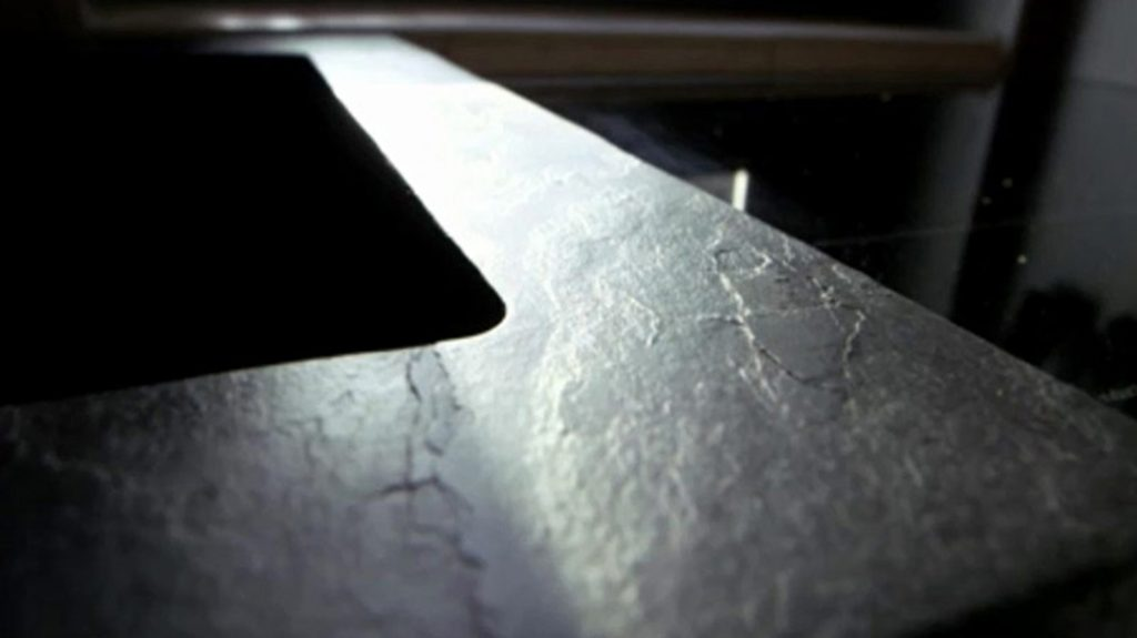 Feuille de pierre pour plan de cuisine - Flexi Pierre®