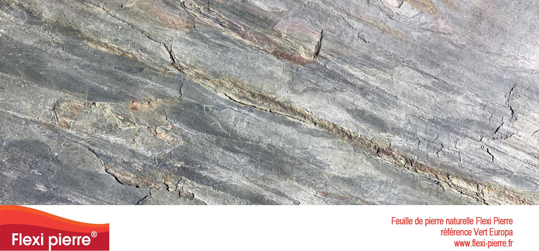 Feuille de pierre Vert Europa
