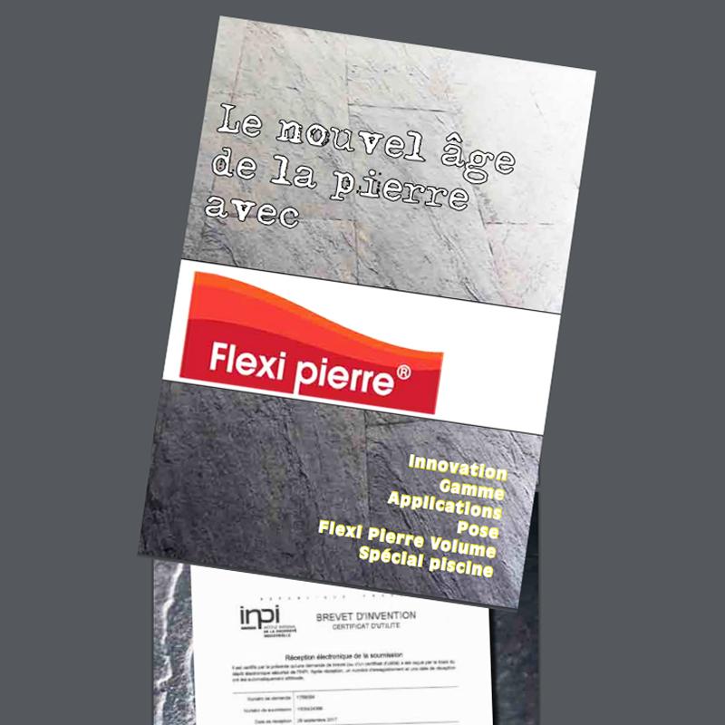 Le catalogue Flexi Pierre à visualiser au format pdf ultra-léger!