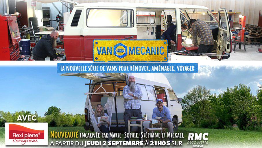 Van Mecanic et Flexi Pierre